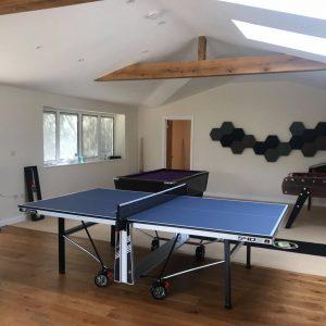 Games Room Installation