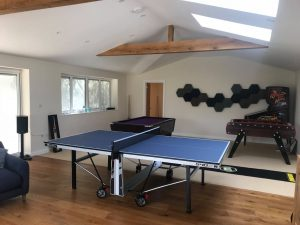 Games Room Installation Testimonials