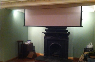 Home cinema testimonials Horsham